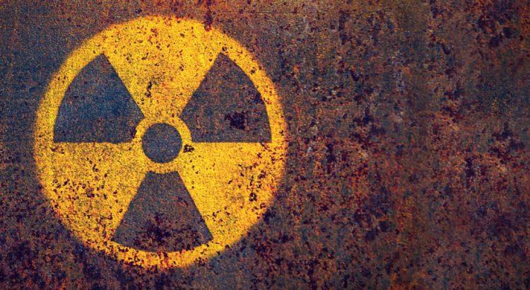 Symbol radioaktywności.